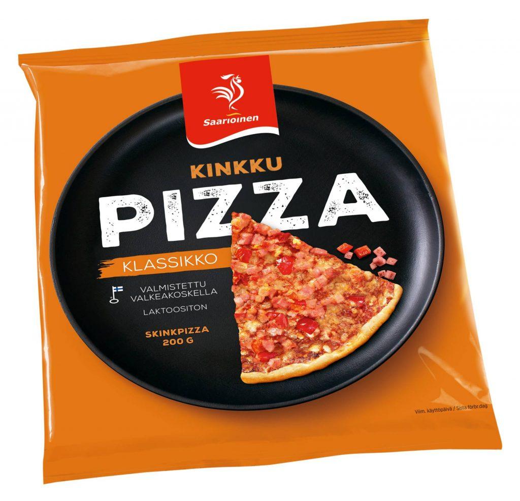 Saarioinen Kinkkupizza