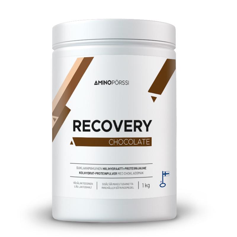Aminopörssi Nutrition Recovery Chocolate palautusjuoma